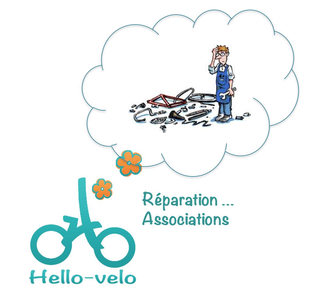 Ateliers réparations et vélo ecole