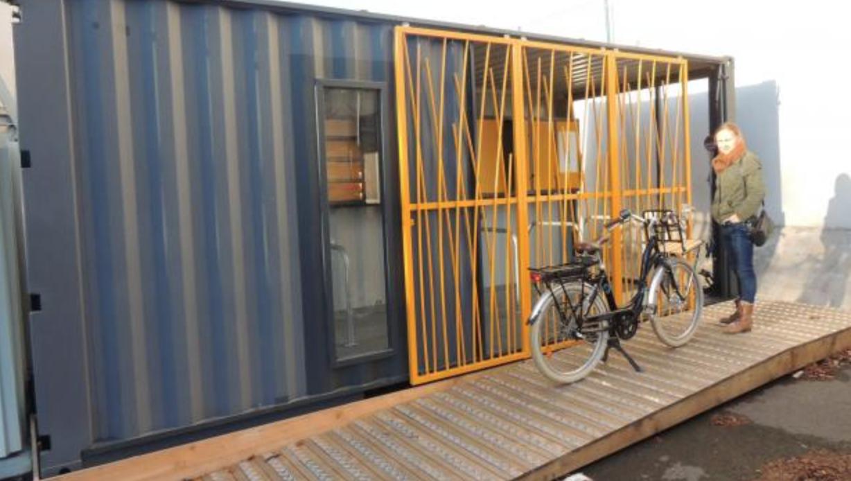 Garage à vélos à Nantes, de belles idées … Histoire inspirante !