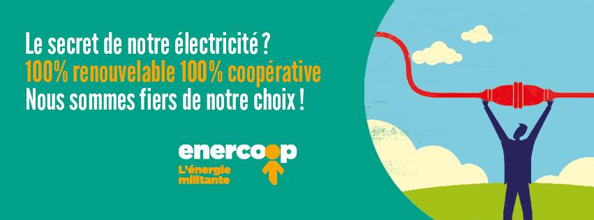 Comment rejoindre le réseau de coopératives régionales Enercoop ?