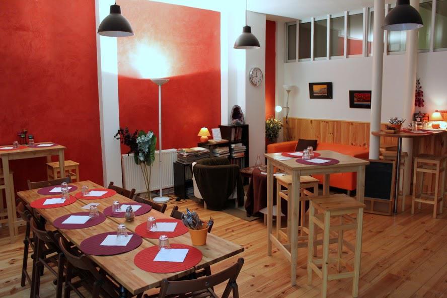 les meilleures adresses pour manger healthy paris dream act. Black Bedroom Furniture Sets. Home Design Ideas