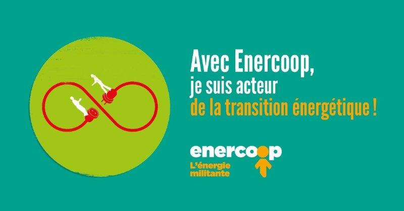 Enercoop passe des contrats directement avec les producteurs d'électricité verte, sans passer par un intermédiaire.