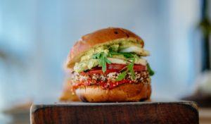 Recette burger vegan facile
