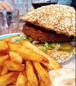La Face B restaurant vegan Lille